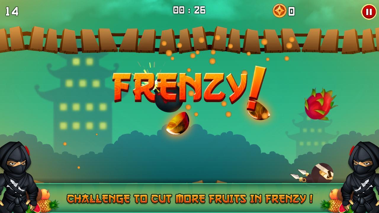 Cut fruits game - Fruit Slice Screenshot
