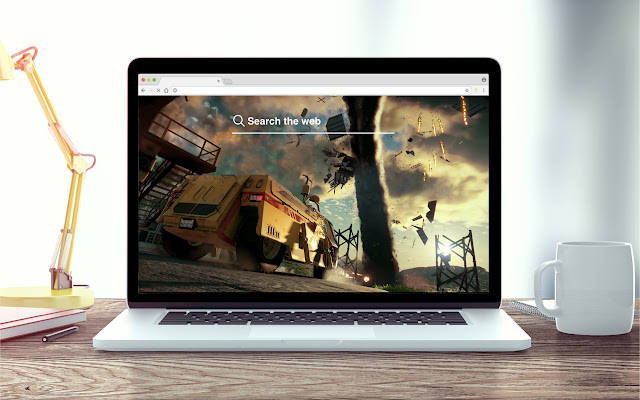 Just Cause 4 HD Wallpapers New Tab Theme