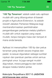 100 TIP TANAMAN- screenshot thumbnail