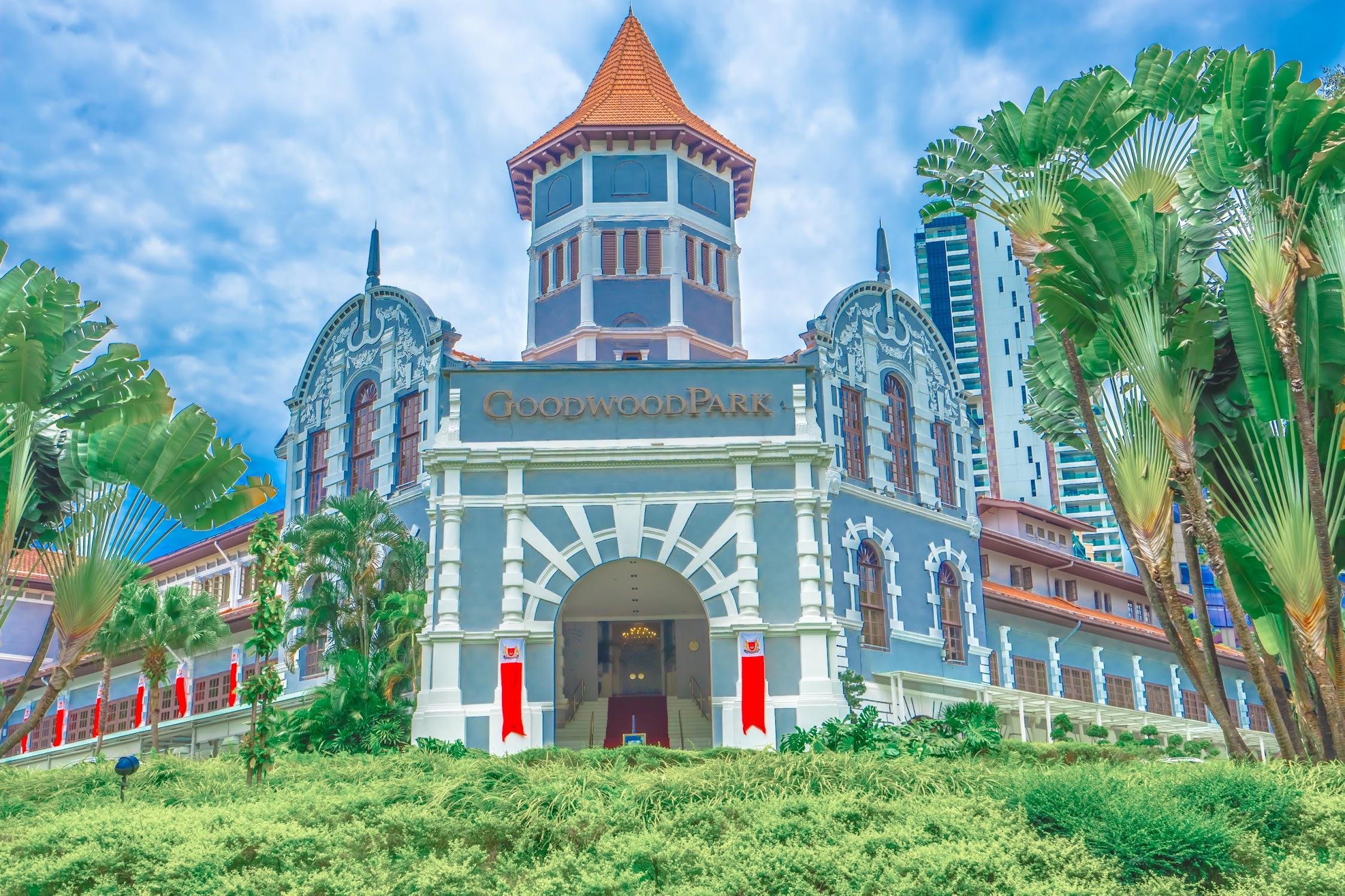 シンガポール オーチャード グッドウッド・パーク・ホテル