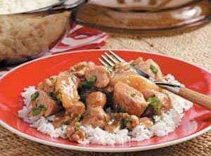 Walnut Chicken Deluxe Recipe