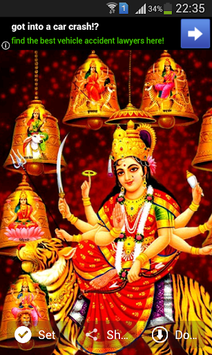 download maa durga ji hd wallpapers google play softwares