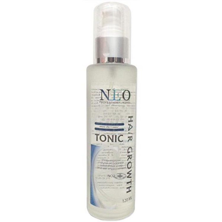 Neo Professional Korea Hair Growth Tonic 120ml Anti Hair Loss Treatment Tonic Hair Loss Tonic by Supermodels Secrets