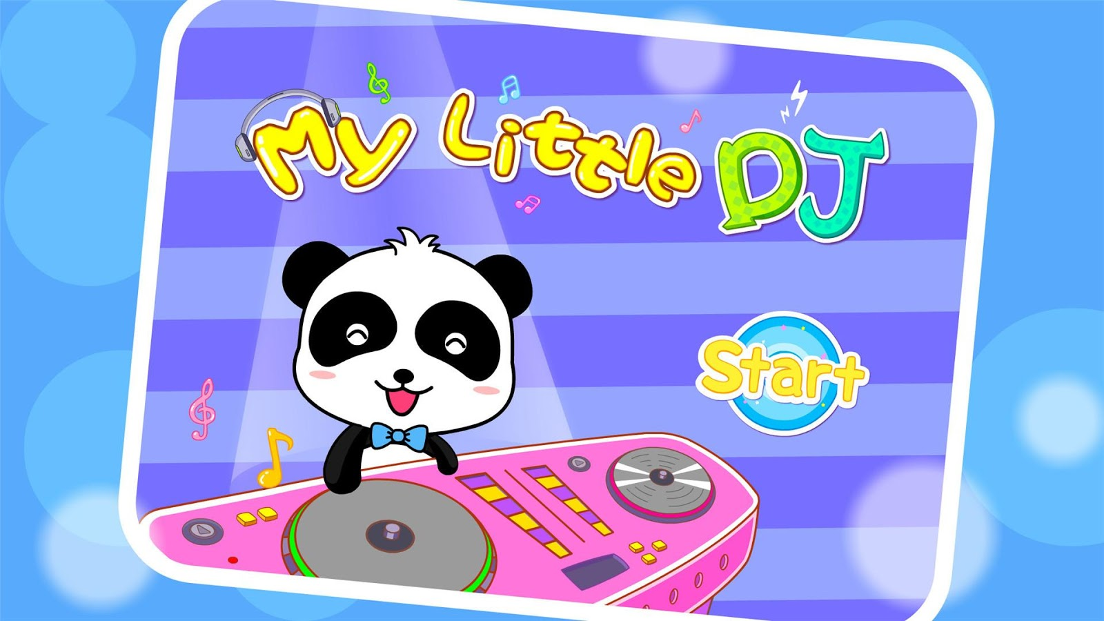 My Little DJ- screenshot