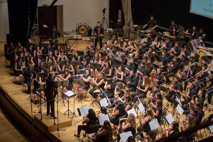 Más de 300 músicos de la Comunitat se inscriben para formar parte de la Joven Banda Sinfónica de la FSMCV en 2018