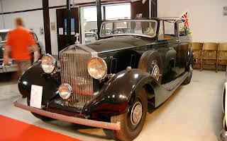 Rolls-Royce Wraith Open Tourer Rent Niederösterreich