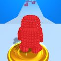 Ball Man 3D icon