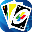 Uno friends - card party icon