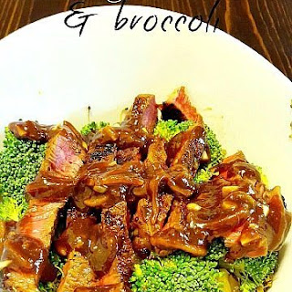 Shanghai Beef and Broccoli.