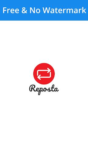 Reposta - Repost for Instagram 2.0 screenshots 1