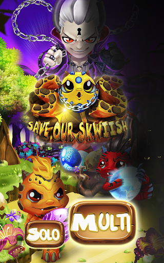 Save Our Skwiish: Charm Heroes A Fun Match 3 Quest  captures d'u00e9cran 10