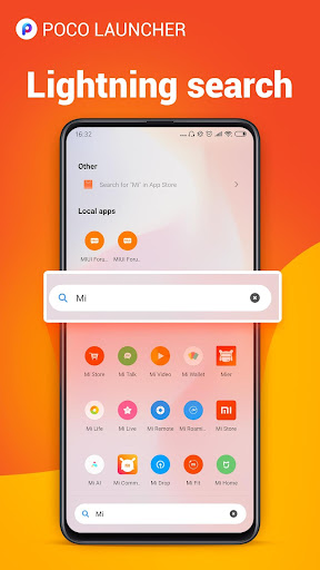 POCO Launcher 2.0 screenshot 2