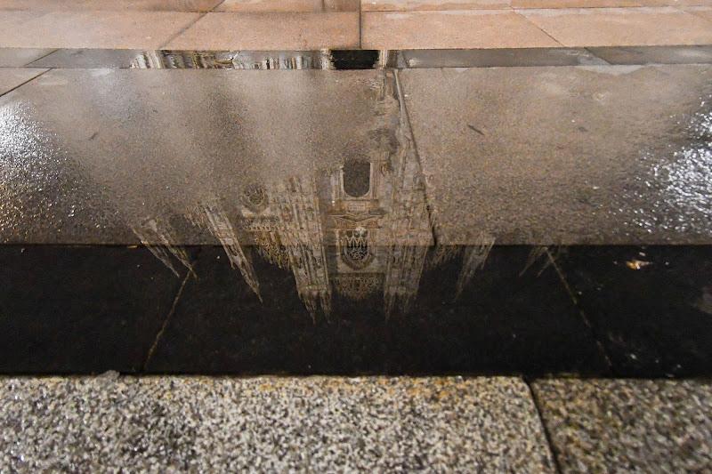 Duomo Riflesso di PicOnTheRun - ANDREA PAGANINI