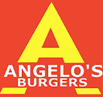 Logo for Angelo's Burgers