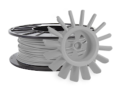 Gray PRO Series Tough PLA Filament - 2.85mm (1kg)