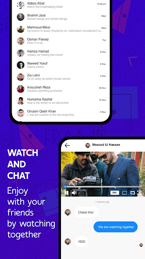 Tune Video-Upload, Share with Friends screenshots 2