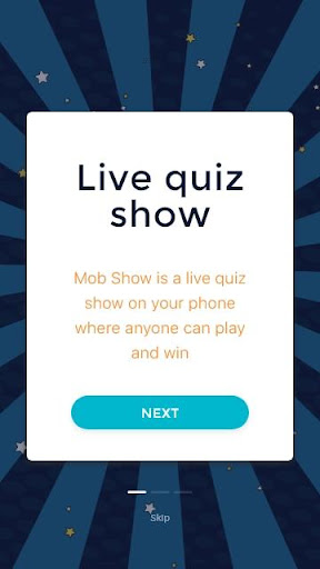Mob Show- The Live Quiz Show with cash prizes for PC