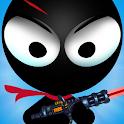 Stickman Shooting - Stickman fight game icon