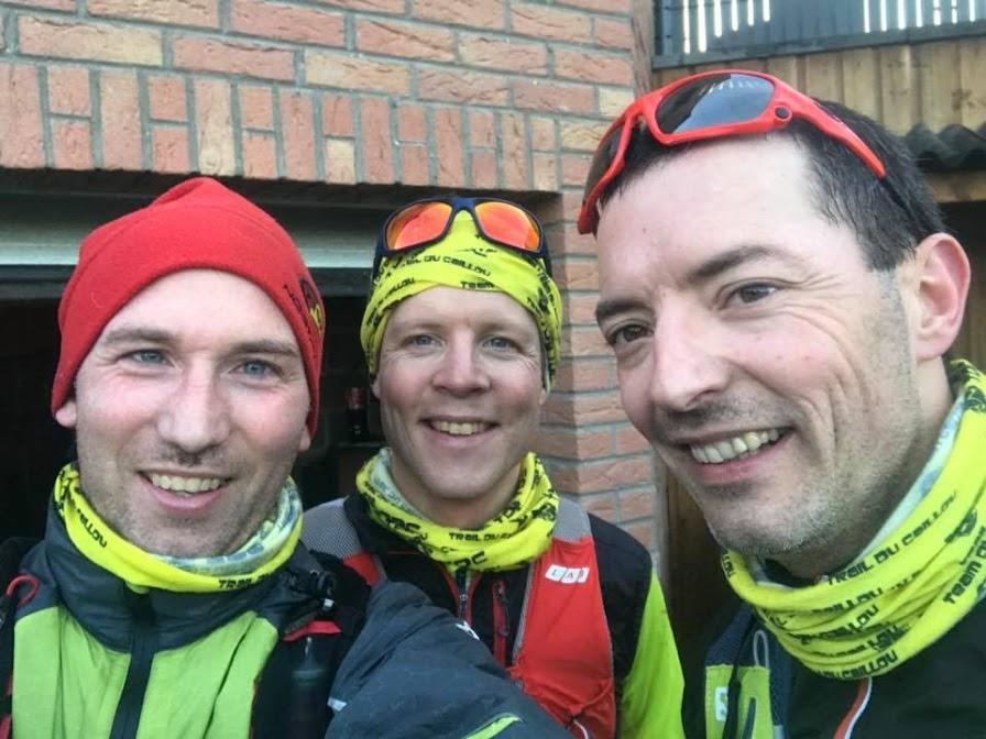Dimanche 11 Février 2018: fin 2ème semaine plan entrainement ultra trail MIUT dans trail