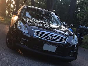 スカイライン V36 TYPE Sのカスタム事例画像 田舎の黒塗りスカイラインさんの2019年08月22日11:20の投稿