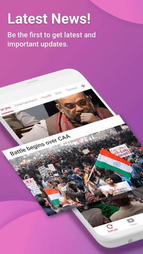NewsDog - Breaking News, Viral Video, Hot Story Apk 1