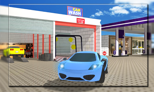 免費下載模擬APP|Service Station Car Wash 3D app開箱文|APP開箱王