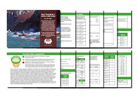 Sea Kayaker's Aide Mémoire by Jeff Allen