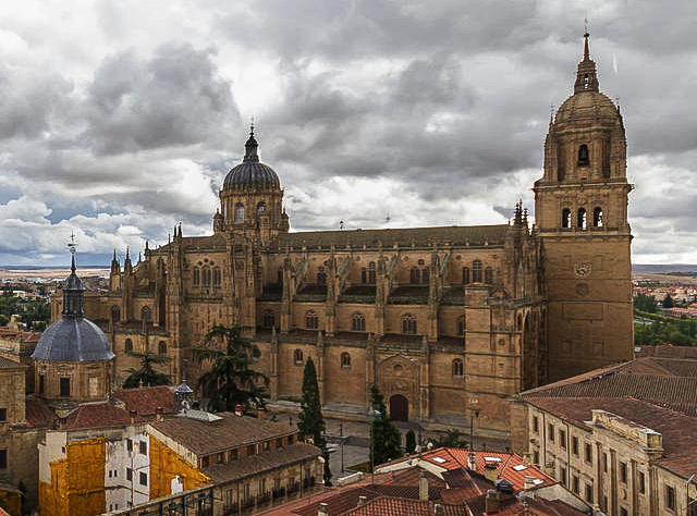Catedral Nueva de Salananca