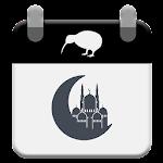New Zealand Hijri Calendar Icon