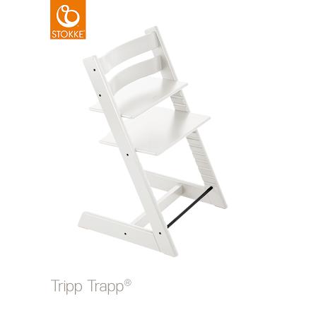 Tripp Trapp, White Classic