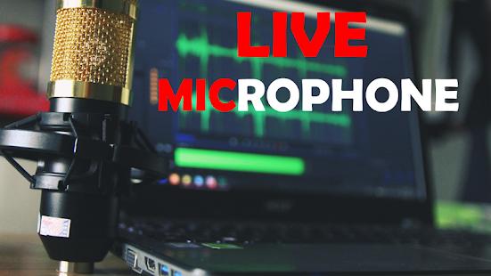 Microphone Live Pro (No Ads) Screenshot
