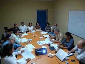 Photo: Reunion con FODIEN, 12 octubre 2010