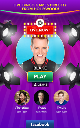Live Play Bingo - Bingo with real live video hosts 1.0.3 10