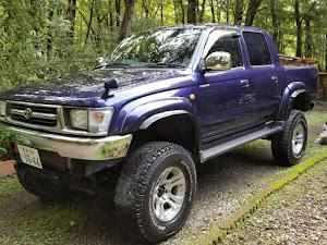 ハイラックス 4WD ピックアップ  1999年式 5インチリフトアップのカスタム事例画像 ナイトさんの2021年07月14日09:14の投稿