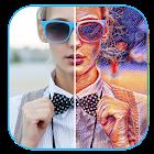 Foto a la Obra - Art Filter Pic Editor icon