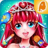 Dress Up Mermaid Princess Makeover