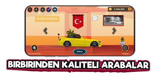 2D Araba Serisi - Modifiye Simulatoru 2.3 screenshots 7