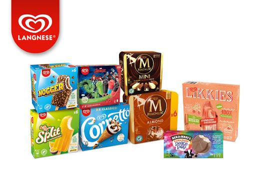 Bild für Cashback-Angebot: Langnese Multipacks - Langnese