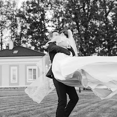 Wedding photographer Evgeniya Danilova (evgeniadi). Photo of 16.01.2017