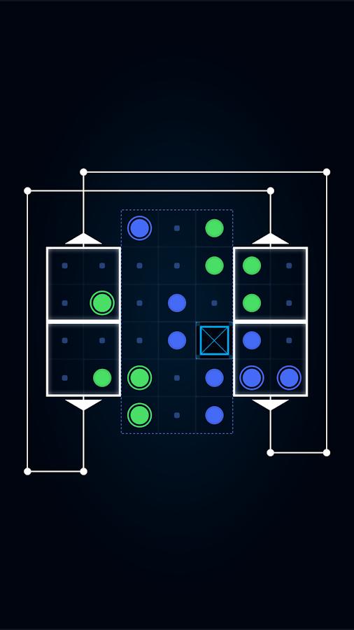 Quaddro 2 - Intelligent Puzzle- screenshot