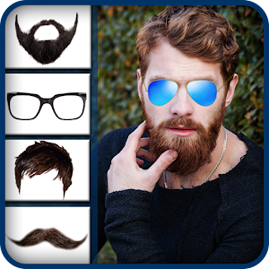 Man Hair And Beard Style Android Apps On Google Play - Hairstyle beard app