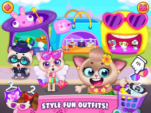 Little Kitty Town - Collect Cats & Create Stories  screenshots 14