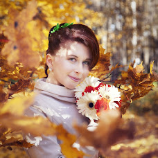 Wedding photographer Elena Kryazheva (Kryajeva). Photo of 13.11.2013