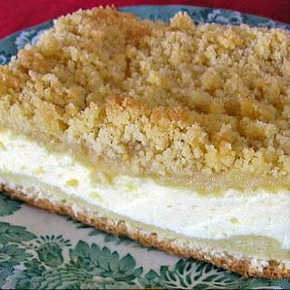 Silesian Streusel Cake.