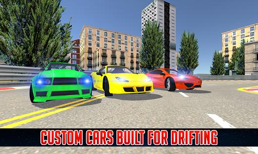 Extreme Car Drifting : Highway Racing Simulator 1.1 screenshots 1