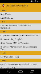 Linuxwochen Wien- screenshot thumbnail