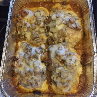 Smothered Chicken With Cream Of Mushroom Soup Recipes