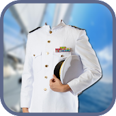 Sailor Suit Photo Maker