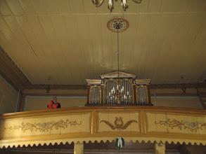 Photo: Chór muzyczny i organy