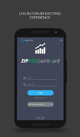 Zip POS Dashboard 1.8 screenshot 2088024